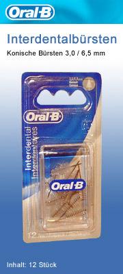 oral B interdentalbürste konisch