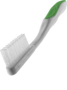 Zahnspangen-Zahnbürste